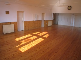 hall other end