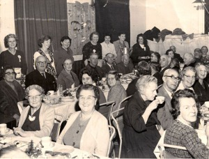 A 1960s party for the older residents of Waldron